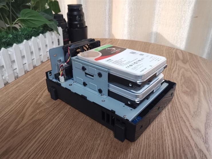 希捷酷狼14T氦气硬盘常规性能测评报告