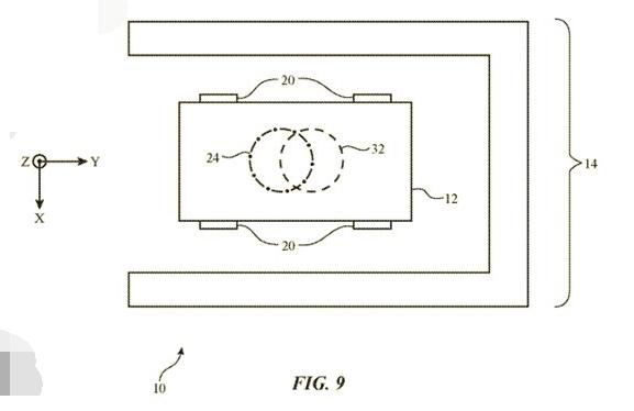 苹果推出新专利,自动驾驶汽车'无线充电'成为现实