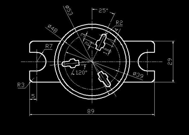 大佬讲解机械制图基础知识(六),机械制图基础知识之读零件图