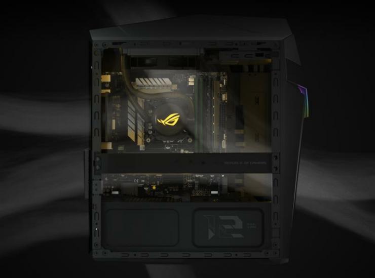 "ROG GL12CX主机功耗、散热能力测评,不管哪方面,""我""都是王者"