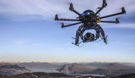 5G促进无人机实现无人机工作全时化、智能化和自主化