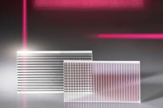 推出新的�V角激光漫射�U散元件
