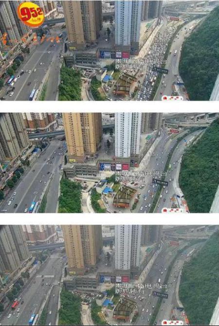 智慧交通路况云平台展示交通状况