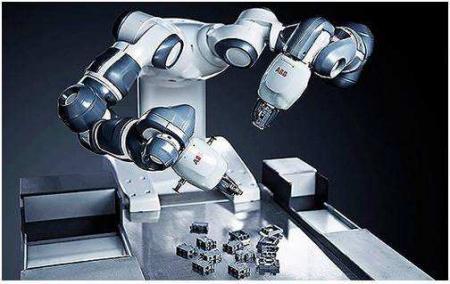 细解四种工业机器人的控制方式