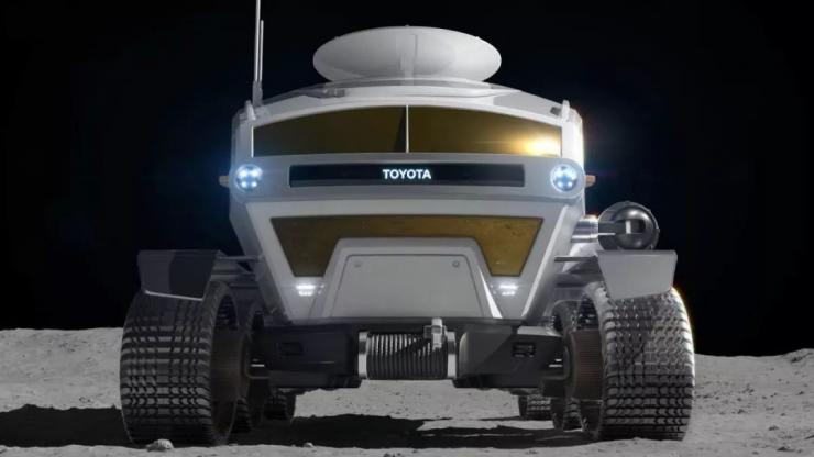 丰田将参与日本登月计划,为其研发燃料电池月球车