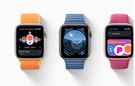 �O果���在Apple Watch中引入Micro LED�@示屏