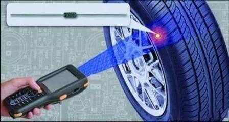 RFID电子标签植入到轮胎?