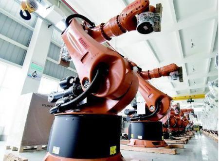 蚌埠打造�C器人�a�I高地