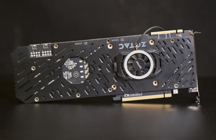 索泰RTX非公系列显卡:索泰RTX 2070 Super至尊PLUS OC