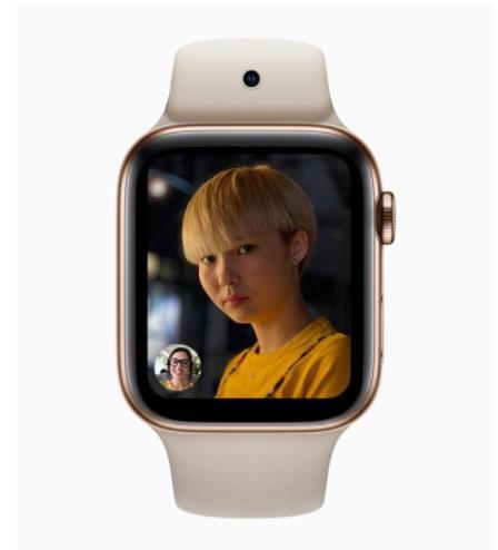 真正的物尽其用,苹果欲将在智能手表表带上安装相机