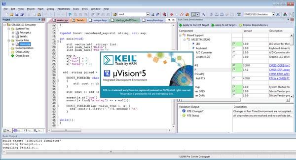 单片机编程软件有哪些?Keil、IAR单片机编程软件简介
