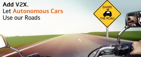 自动驾驶交通管理平台提供芯片组