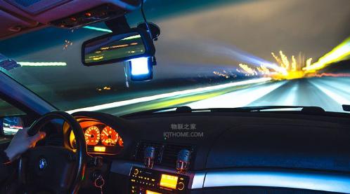 物联网技术在汽车工业中的应用