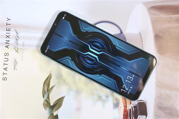 黑鲨游戏手机2 Pro常规性能测评