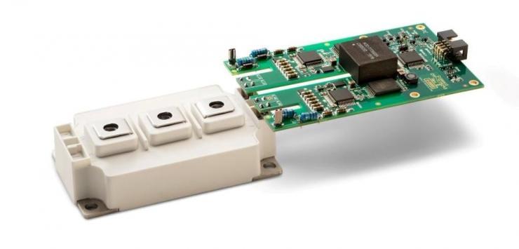 CISSOID发布最新工业和汽车级碳化硅功率模块高温栅极驱动器创新成果