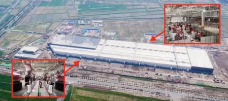 特斯拉超级工厂长什么样?特斯拉超级工厂最新谍照曝光