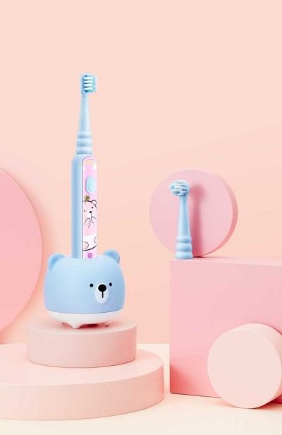 贝医生儿童声波电动牙刷K5:牙刷也能讲故事