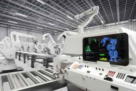 机器人产业是衡量一个国家的创新能力和产业竞争力