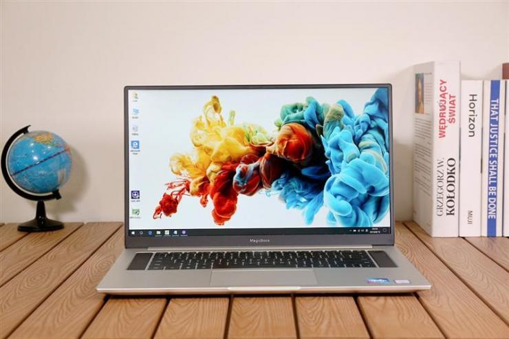 荣耀MagicBook Pro测评之频率测评