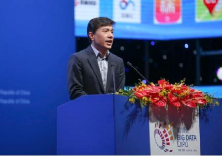 李彦宏在2019中国国际智能产业博览会发表主题演讲