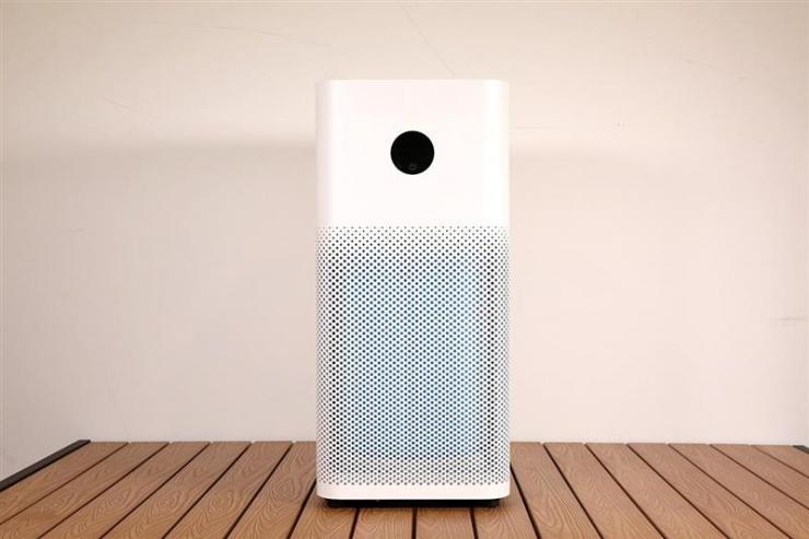 米家空气净化器3,让空气更加安全