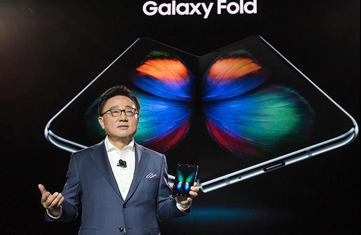 心心念念的Galaxy Fold不久后即将发售