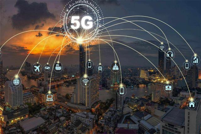 工信部:电信业务收入负增长 5G网络建设占大头