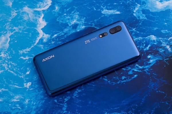 中兴AXON 10 Pro 5G或将成为你的下一部手机