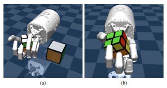 快来看,机器人都可以玩魔方了