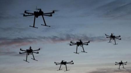 美��DARPA宣布�M攻性蜂群�鹦g�_展第二次外�鲈��