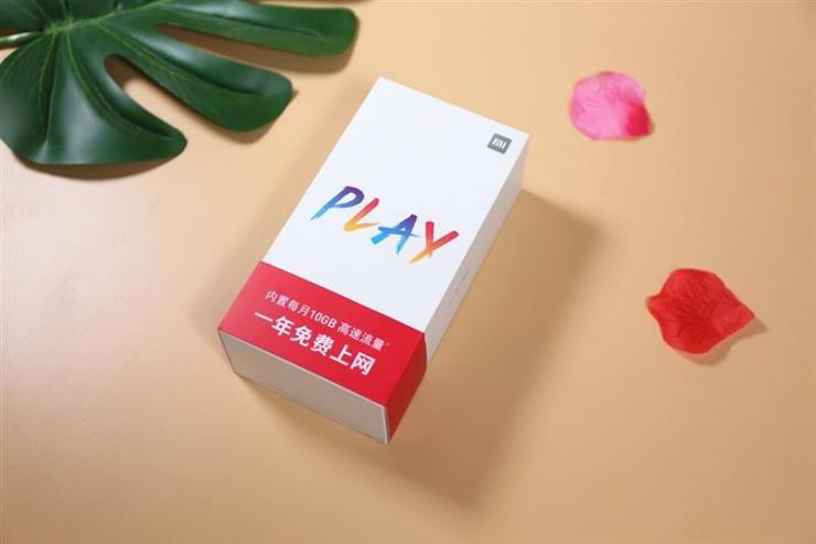 小米Play手�C�m航能力�y�u