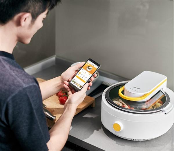 Solista独奏智能炒菜机,健康饮食,健康生活