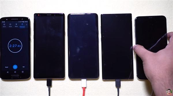 Galaxy Note 10+最新充电测评
