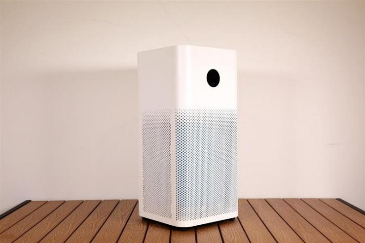 米家空气净化器3净化能力测评,快速有效净化PM2.5