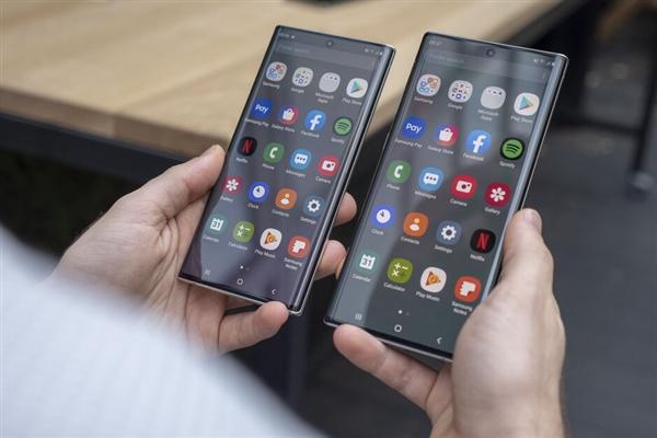细数三星Galaxy Note10+自带的12项超凡能力