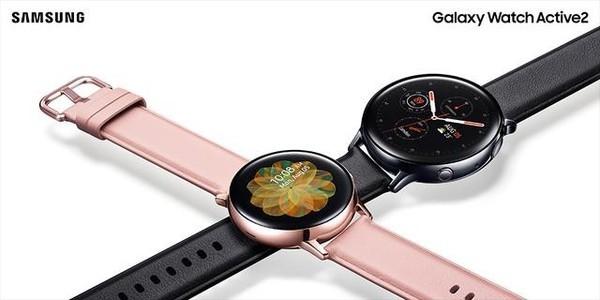 智能手表领域再添新品——Galaxy Watch Active 2