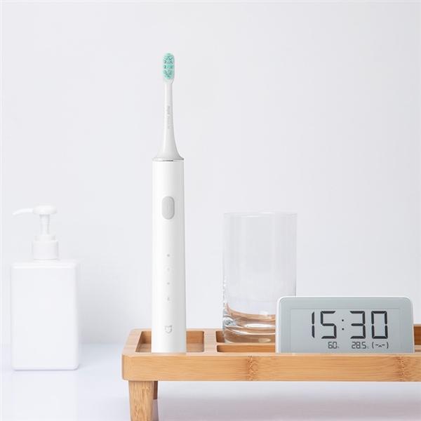 电动牙刷,你该考虑上新的米家声波电动牙刷T500