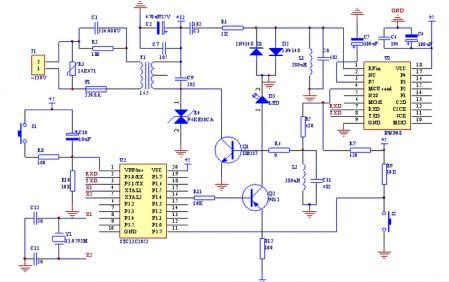 基于51单片机的电力载波通信开关电路的制作