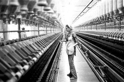 2019年中国纺织工业情况总体平稳,生产实现平稳增长