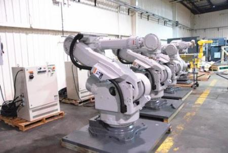 中国制造机器人还要多长的路要走?
