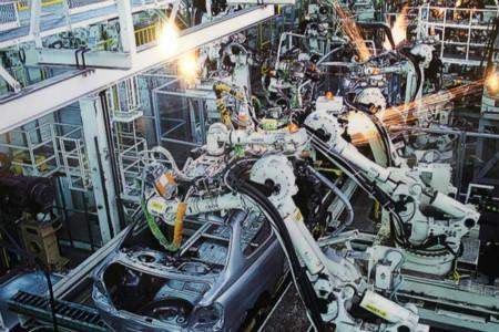 受下游需求放缓影响工业机器人销量下降