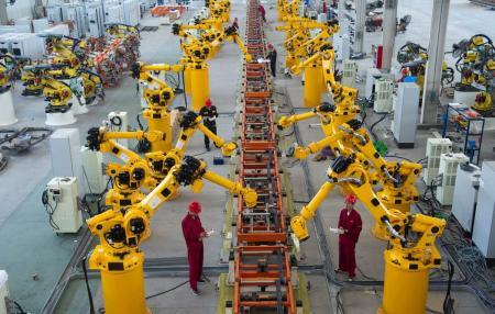 数据显示未来几年全球机器人的需求量将持续上涨