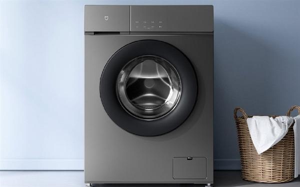 米家变频滚筒洗衣机,为你的慵懒买单