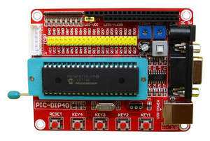 pic单片机也可以很简单,搞定pic单片机IO口操作