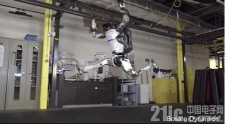 能跑、能跳、能翻跟头……这款机器人简直逆天了!