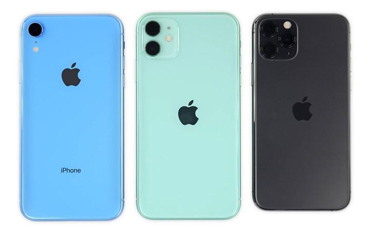 外媒拆解�O果iPhone 11,和iPhone XR差�e在哪?