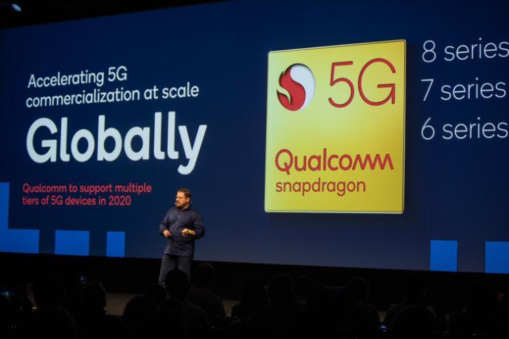 高通:加速2019年的5G商用浪潮 华为是我们的合作伙伴