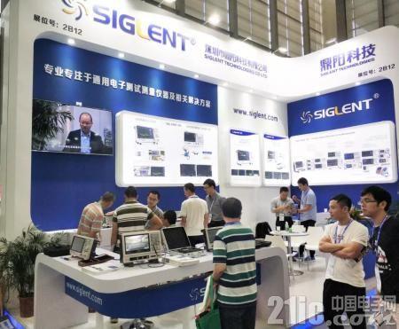 鼎阳科技亮相NEPCON ASIA 2019