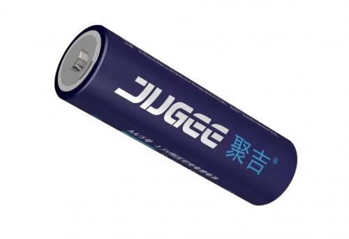 聚吉1.5V恒压可充电锂电池来袭,全面革新终结镍氢时代
