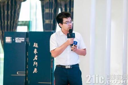 北京一径科技有限公司联合创始人夏冰冰